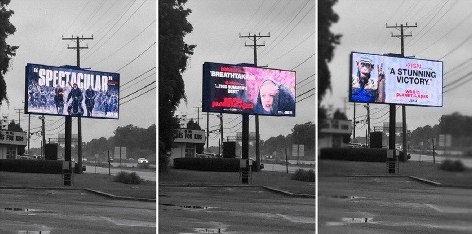 Cas d'utilisation réelle d'un Headless CMS signalisations Downtown's D.C digital