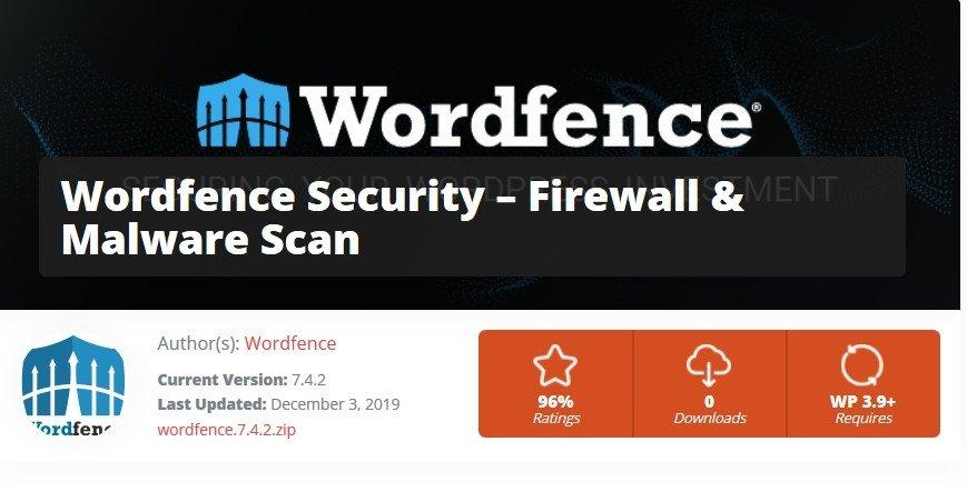 WordFence pour bien sécuriser votre site WordPress