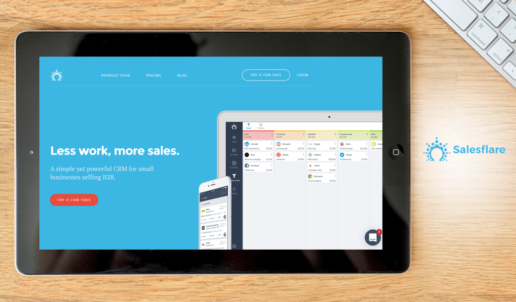 CRM Salesflare