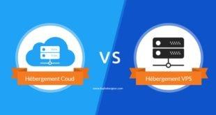 Différences cloud et vps