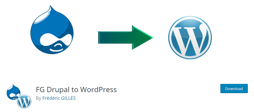 Drupal vers WordPress