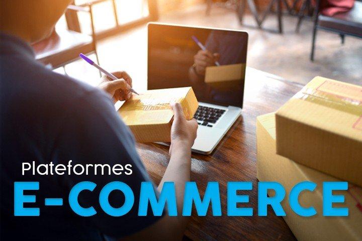 Meilleures plateformes e-commerce