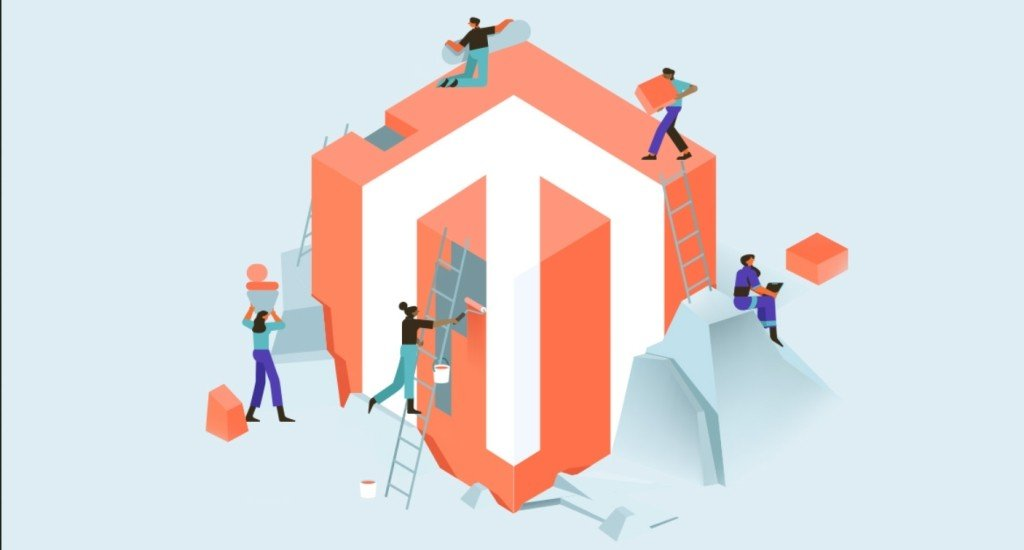 Création site ecommerce avec Magento