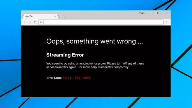 TunnelBear ne débloque pas Netflix