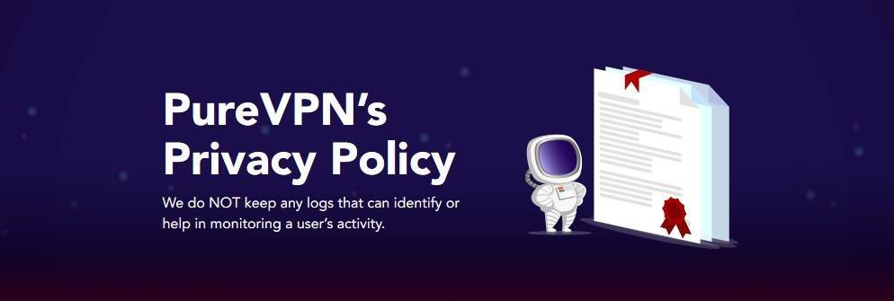 Politique de confidentialité de PureVPN