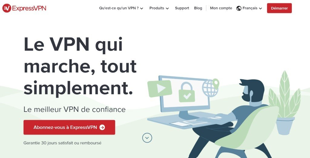 Express VPN en Français