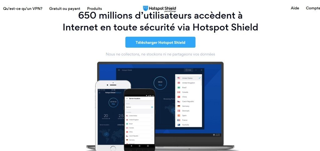 VPN Hotspot Shield