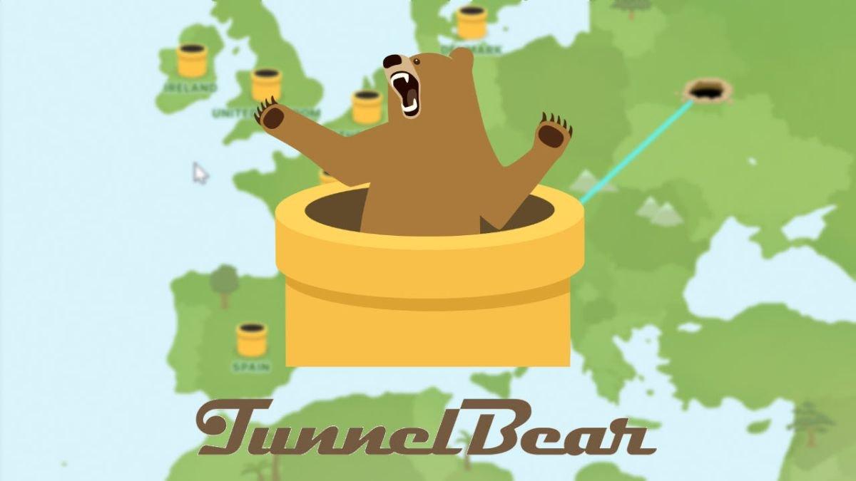 Avis sur VPN Tunnel Bear