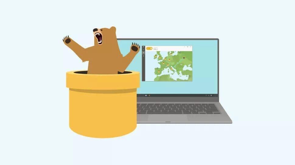 À propos de Tunnel Bear