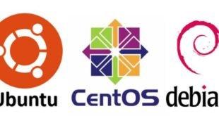Centos vs Ubuntu vs Debian
