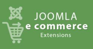 Joomla ecommerce