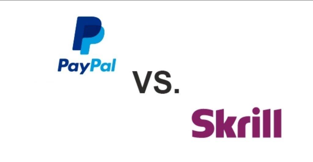 Paypal vs Skrill (moneybooker)