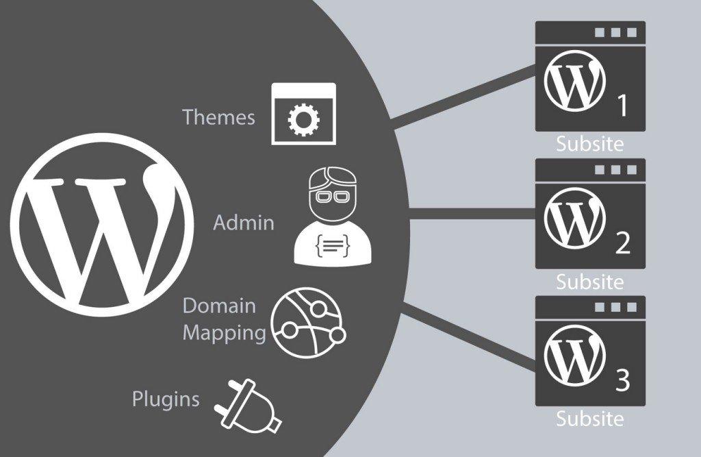 Wordpress MultiSite : tout ce que vous devez savoir