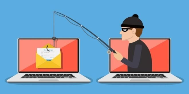 phishing compte hebergement web