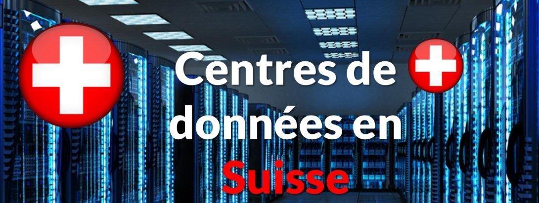 Choisir des centres de données en Suisse