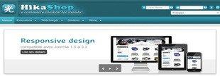 extension boutique en ligne joomla hikashop