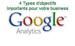 4 Goals vitaux dans Google Analytics pour votre site