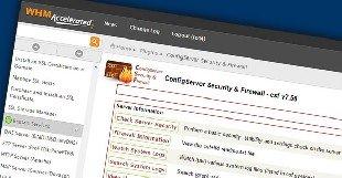 Comment installer Configserver sur un serveur cPanel