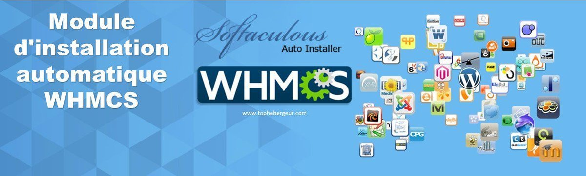 Comment installer le module WHMCS automatiquement ?