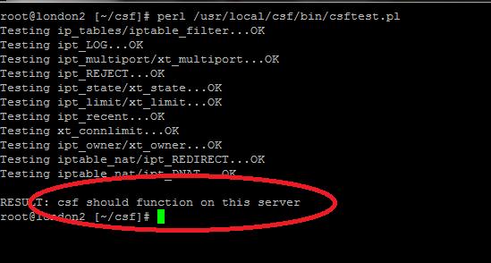Installation Configserver avec commandes SSH