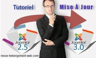 Comment migrer Joomla 2.5 vers Joomla 3 ? Le Guide Complet