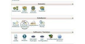 Comment ajouter une base de donnée MySQL dans cPanel