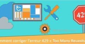 """Comment résoudre l'erreur """"429 Too Many Requests"""" dans WordPress"""
