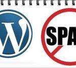 Supprimer le spam dans wordpress