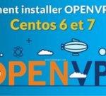 Installation OpenVPN sur Centos
