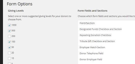 Plugin Seamless pour faire des dons sur Wordpress