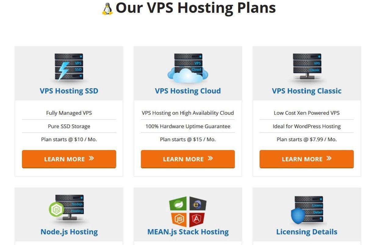Accuwebhosting VPS Linux