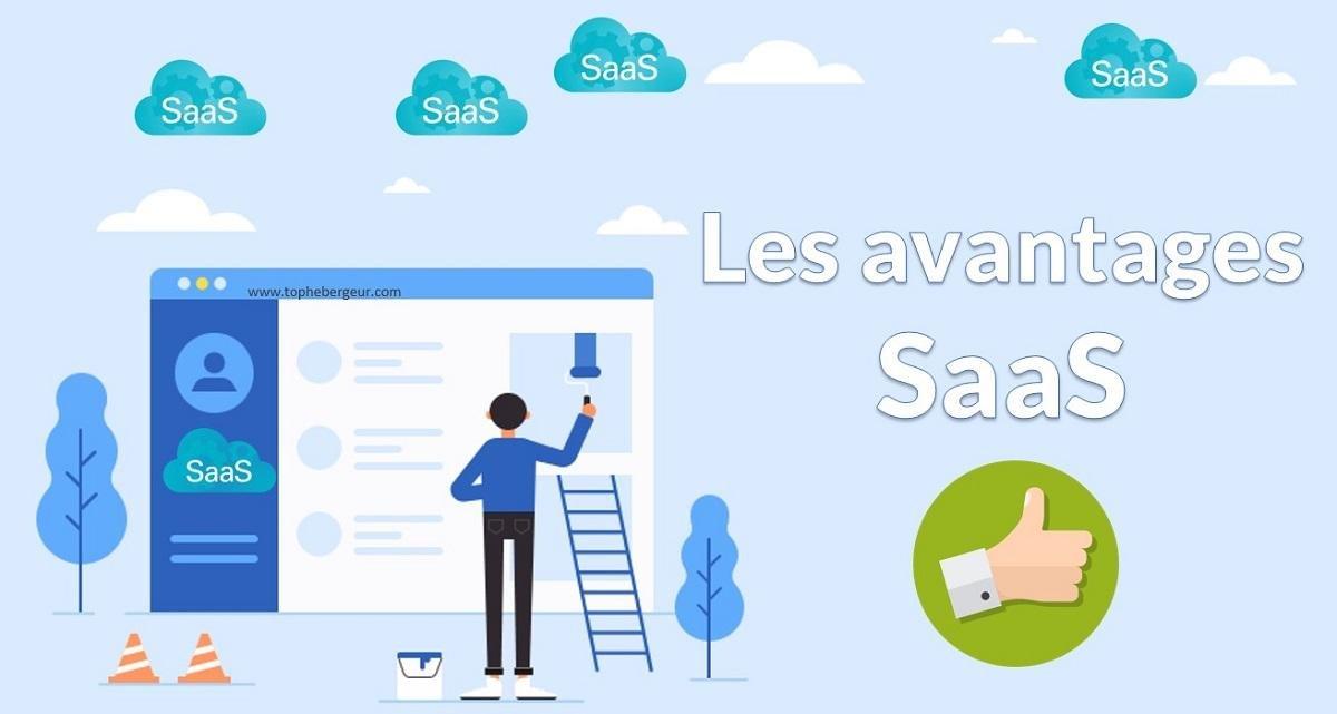 Avantages du serveur cloud SaaS