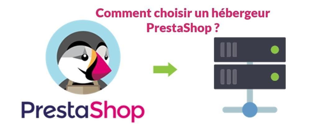 Comment choisir un hébergement web pour PrestaShop