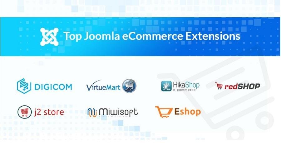 Joomla est capable de créer des site e-commerce