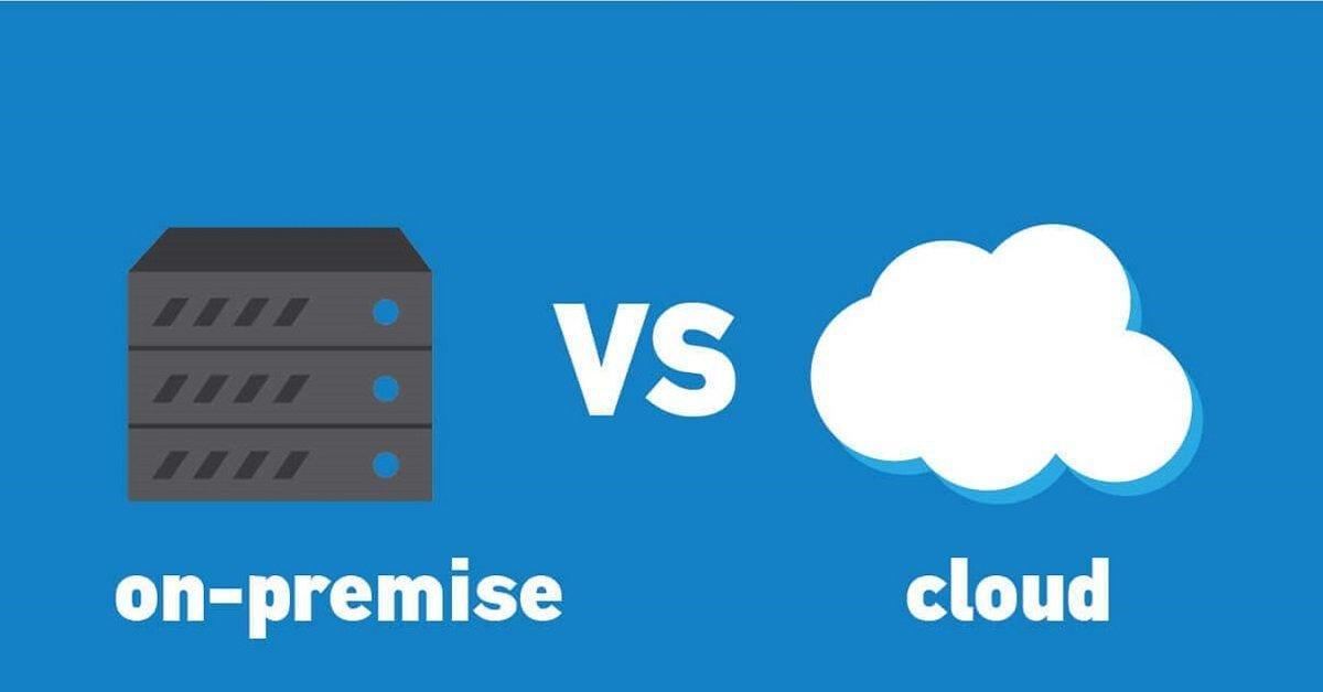 Les différences entre ERP sur site et ERP cloud saas