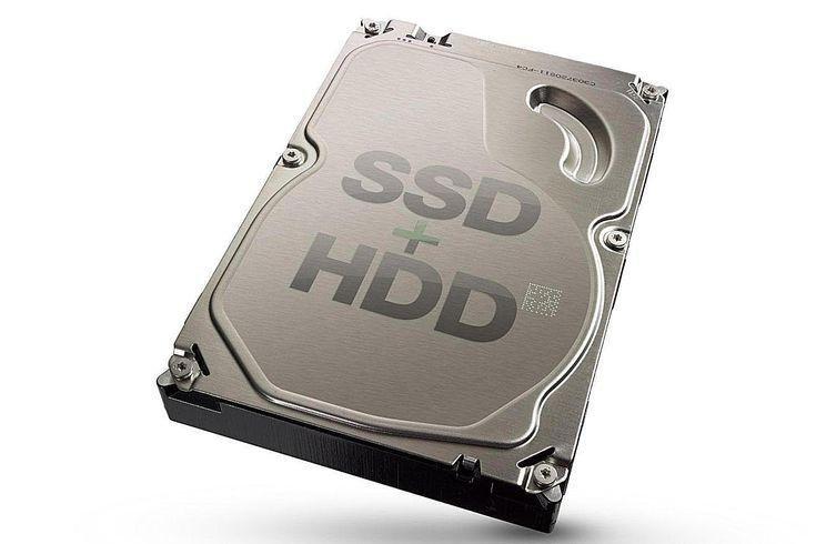 Les disques durs Hybrides SSHD