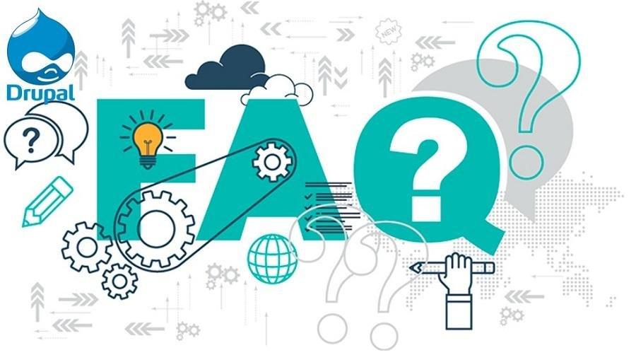 Les questions les plus posées sur Drupal
