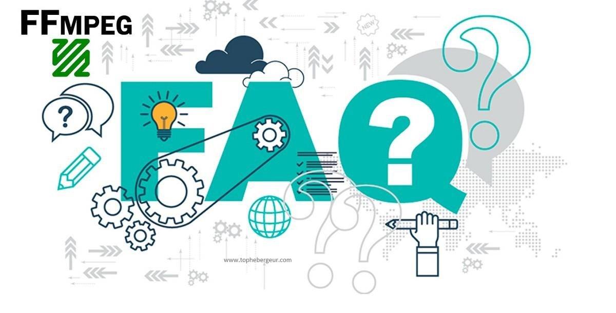 FAQ hébergement FFMPEG
