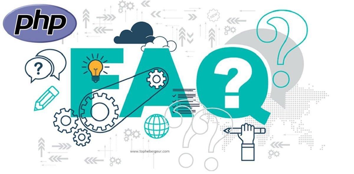 FAQ PHP