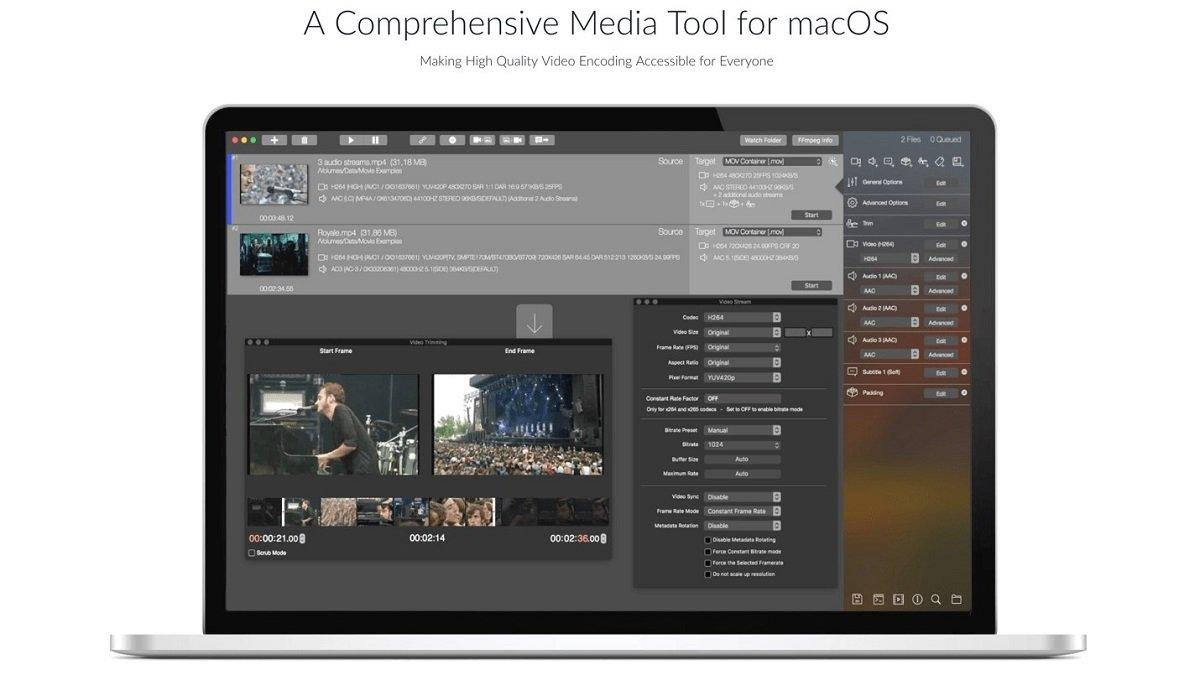 ffWorks pour Mac OsX