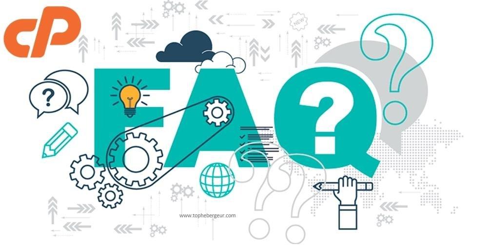 FAQ hébergement avec cPanel