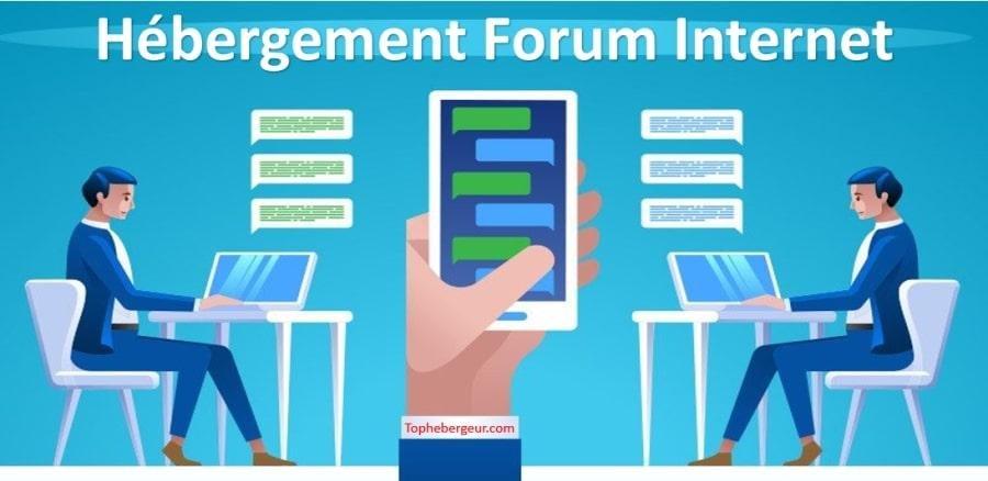 Hébergement Forum internet