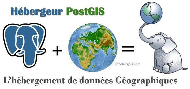 hebergeur-PostGIS