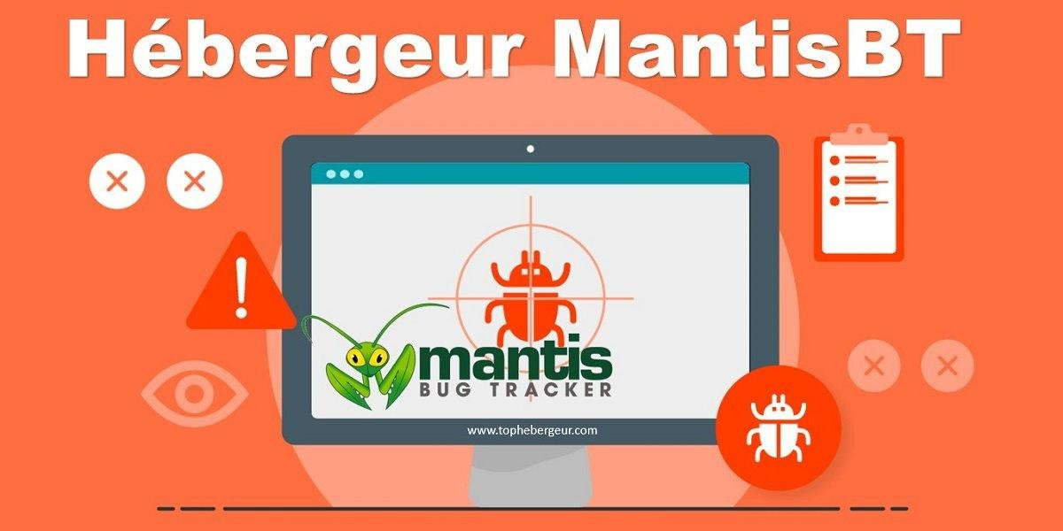 Meilleurs hébergeur compatible avec Mantis Bug Tracker