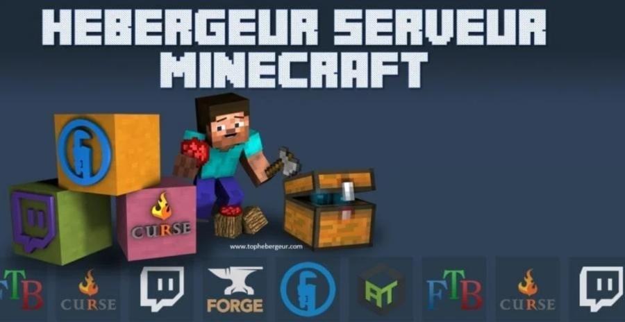 Hébergement Minecraft Pas cher