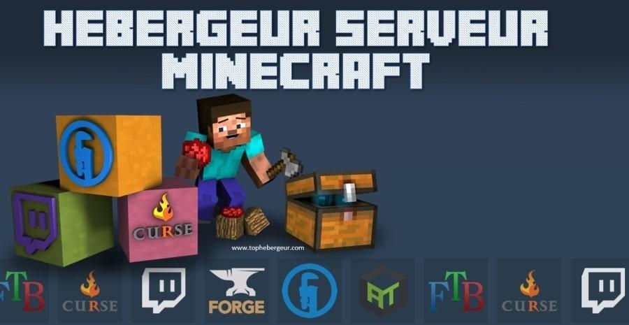 Hébergeur Serveur Minecraft Pas cher