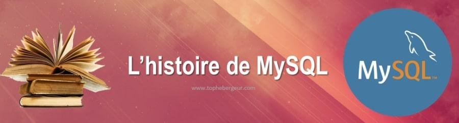 Histoire MySQL