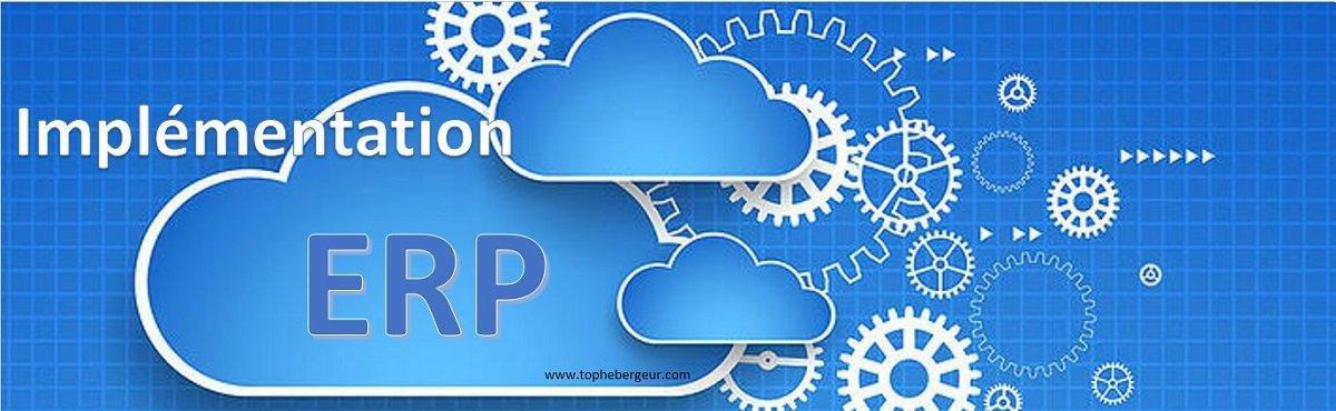 Implémentation ERP SaaS PME