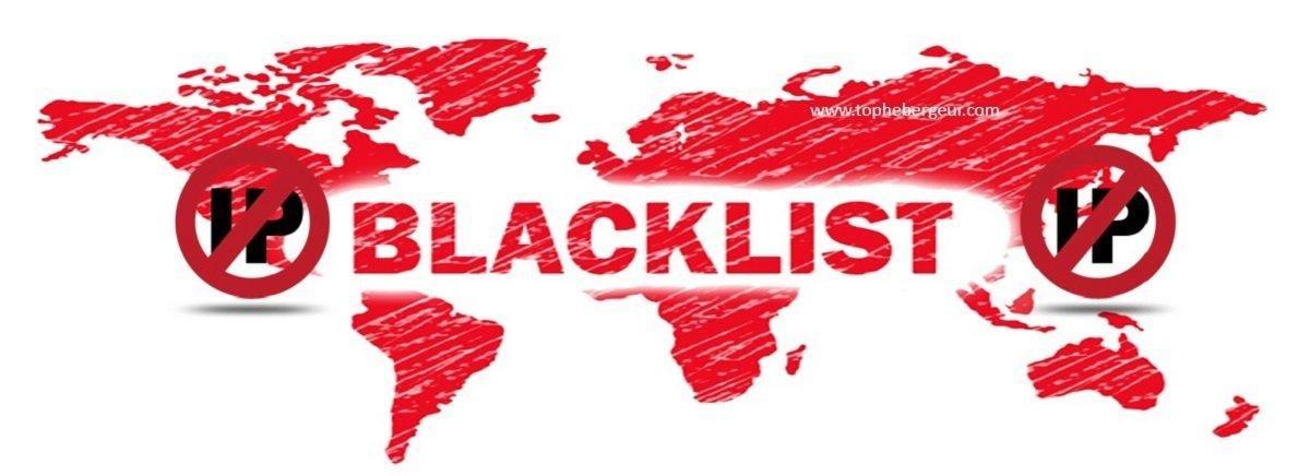 Liste noire IP sur serveur chargé