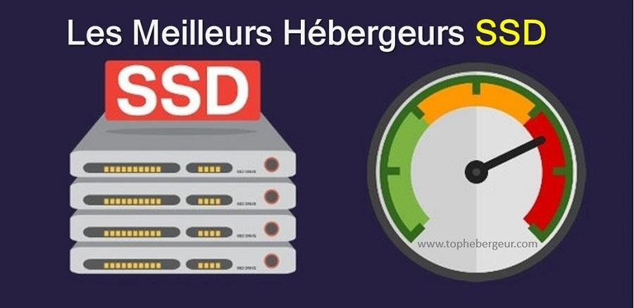 Le meilleur hébergeur SSD